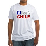 Viva Chile flag Shirt