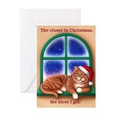 Closer Greeting Card