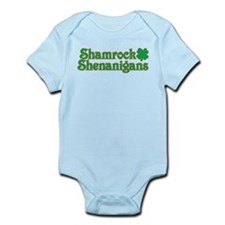 Shamrock Shenanigans Body Suit