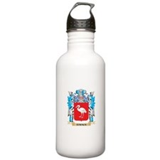 Straus Coat of Arms - Water Bottle