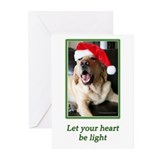 Let Your Heart Be Light Greeting Cards (Pk of 20)