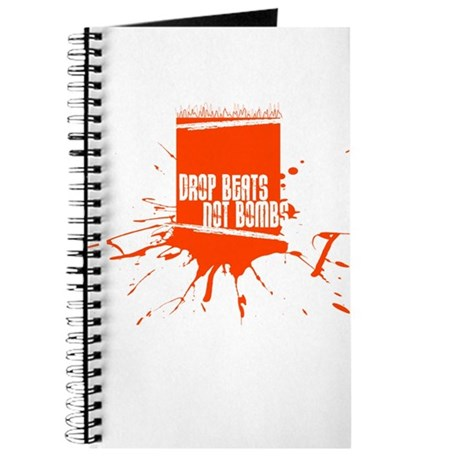 Drop Beats, Not Bombs Journal
