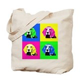 Pop Art Bagel<br> Tote Bag