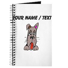 Custom Dog Face Journal