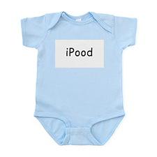 """""""iPood"""" Infant Bodysuit"""