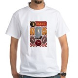 BARD CIRCUS white t-shirt