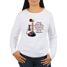 Military Mom Phone T-Shirt