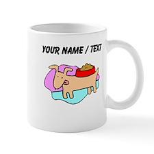 Custom Dog And Food Mugs