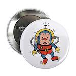 Space Monkey Button