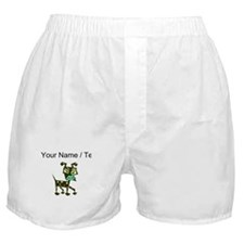 Custom Grumpy Dog Boxer Shorts