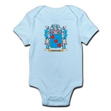 Thorsen Coat of Arms - Family Crest Body Suit