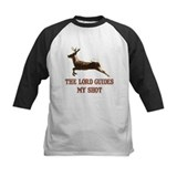 The Lord guides my shot Tee