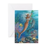Ocean Pearl Greeting Card