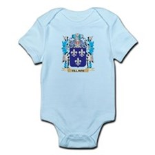 Tillmon Coat of Arms - Family Crest Body Suit