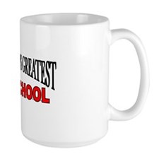 """The World's Greatest Preschool"" Mug"