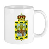Mexico City Coat of Arms Coffee Mug