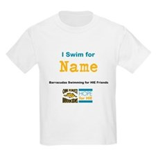 Barracuda Swimmer T-Shirt