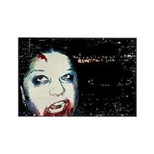 Zombie Kacy Magnet