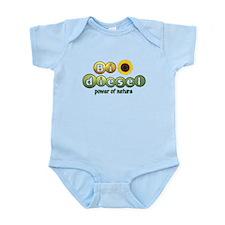 Cute Recycle Infant Bodysuit