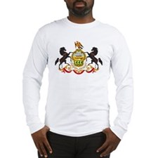 Pennsylvania Coat of Arms Long Sleeve T-Shirt