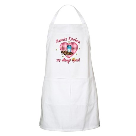 Mama's Kitchen Open Apron
