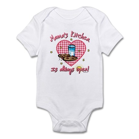 Mama's Kitchen Open Infant Bodysuit