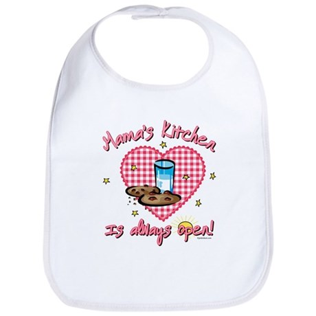 Mama's Kitchen Open Bib