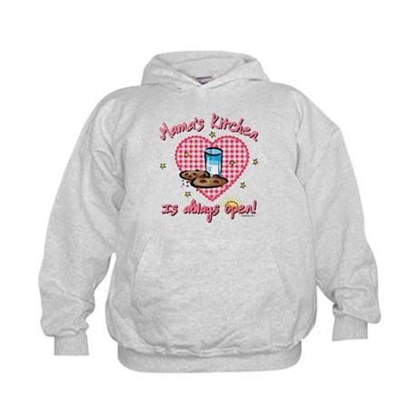 Mama's Kitchen Open Kids Hoodie