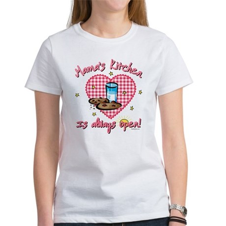 Mama's Kitchen Open Women's T-Shirt