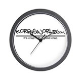 Korey's Wall Clock