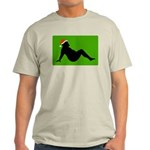 Ash Grey 'Husky Holidaze' T-Shirt