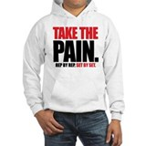 TAKE THE PAIN Jumper Hoody