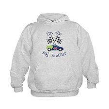 big brother race car Hoodie
