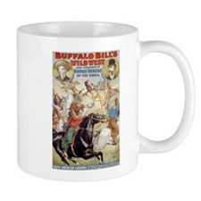 BUFFALO BILL WILD WEST coffee cup