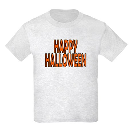 Happy Halloween Kids Light T-Shirt