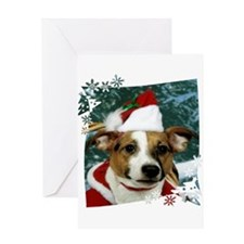 Santa Jack 2 Greeting Card