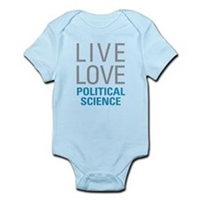 Political Science Body Suit