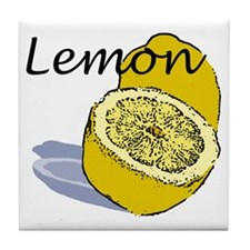 Lemon Art Tile