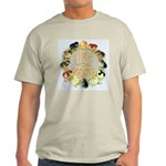 Time For Poultry2 Light T-Shirt