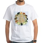 Time For Poultry2 White T-Shirt