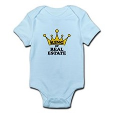 King of Real Estate Body Suit