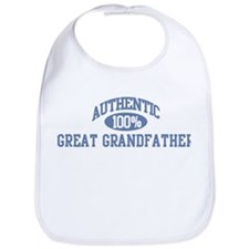 Authentic Great Grandfather Bib