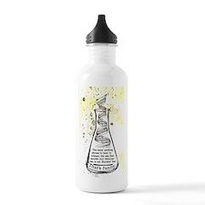 Isaac Asimov Water Bottle