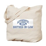 Authentic Brother-In-Law Tote Bag