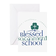 Unique School and education Greeting Cards (Pk of 20)
