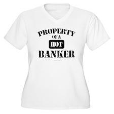 Property of a Hot T-Shirt