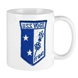 USS VOGE Mug