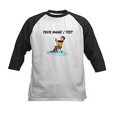 Custom Skier Baseball Jersey