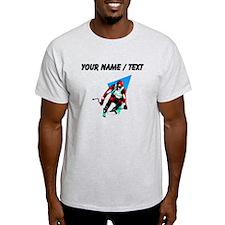 Custom Ski Racer T-Shirt