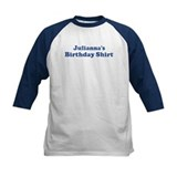 Julianna birthday shirt Tee